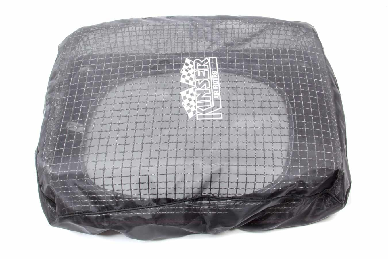 Kinser Air Filters 1001-OW Air Box Wrap, Pre Filter, 20 x 15 in Rectangle, 7 in Tall, Top, Polyester, Black, Each