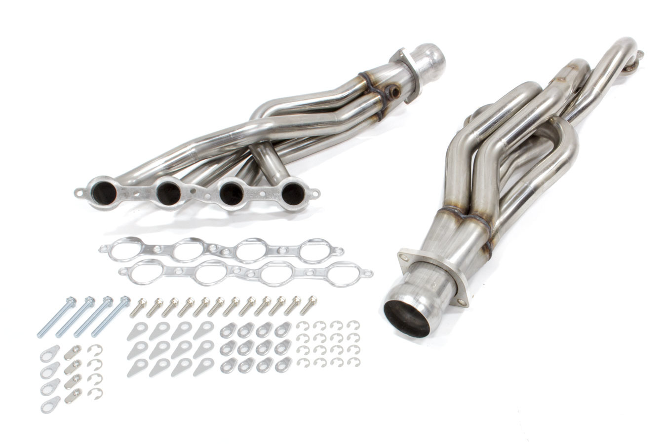 Headers Longtube 99-12 GM P/U 4.8/5.3/6.0/6.2L