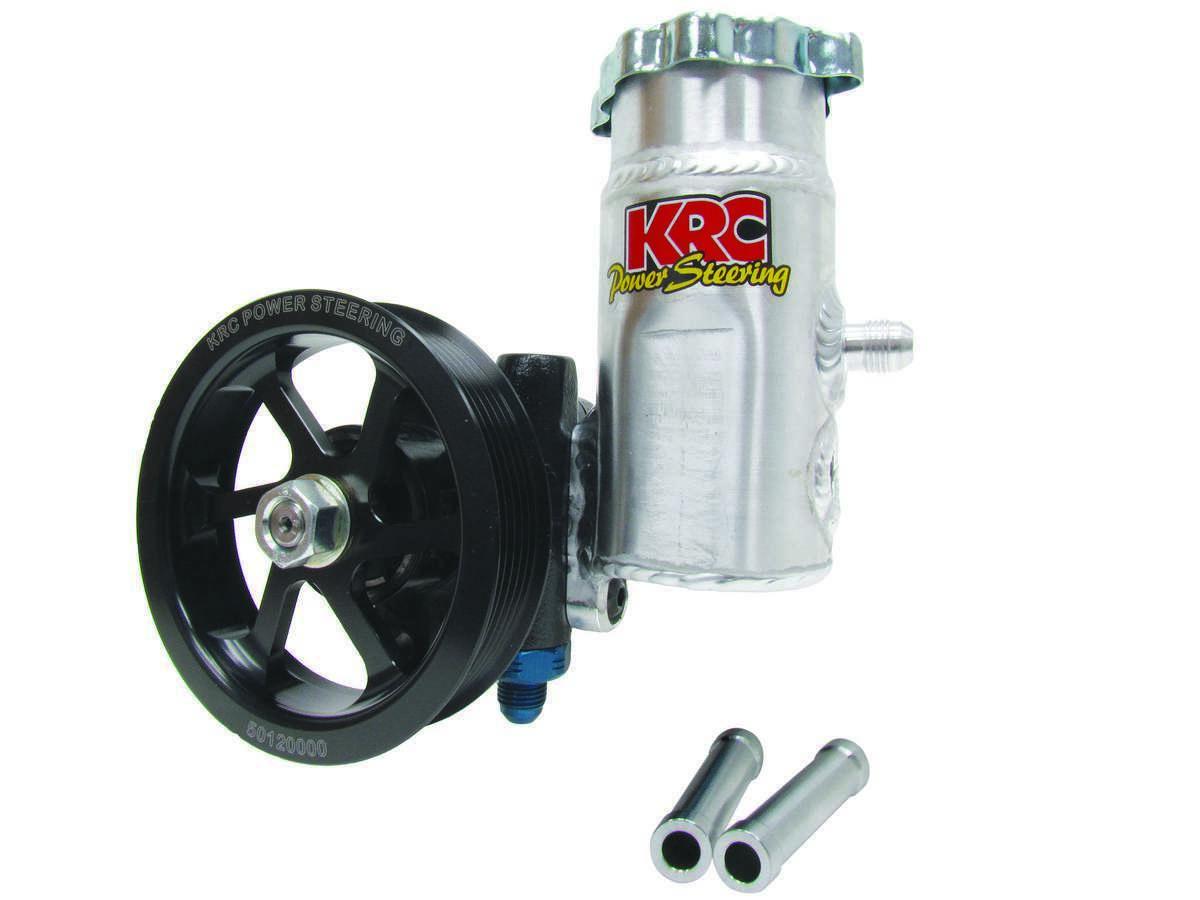 Cast Iron Pump w/Bolt- On Tank w/6-Rib Pulley