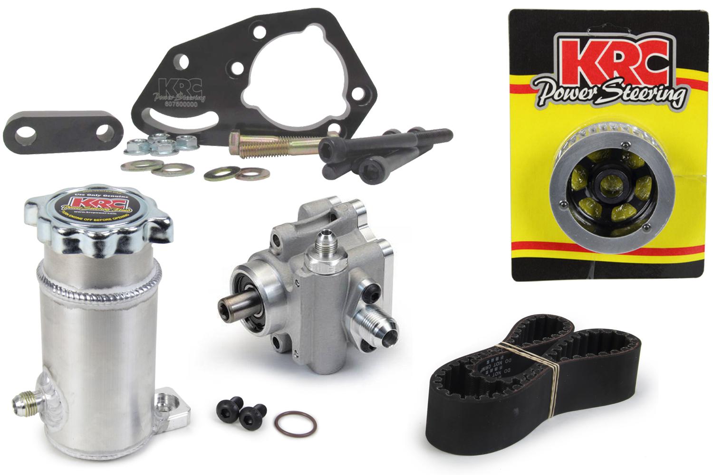 KRC Power Steering ESP10096932 Tandem Fuel / Power Steering Bellhousing Kit