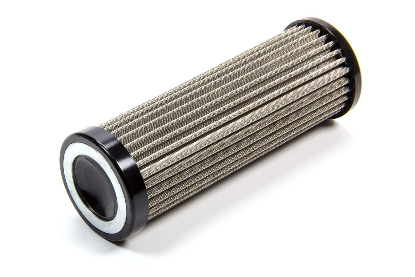 King Racing Products 4325 Fuel Filter Element, 100 Micron, Stainless Element, Replacement, King Racing Products Fuel Filters, Each