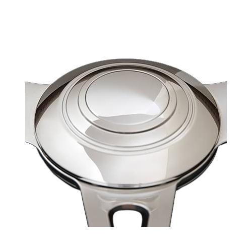 Horn Cover Assembly Leca rra Banjo V8 Logo Pol.
