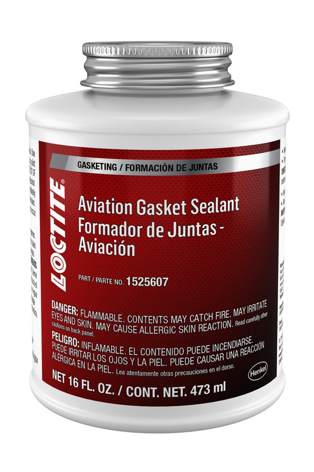 Aviation Gasket Sealant 16oz Brush Top Can