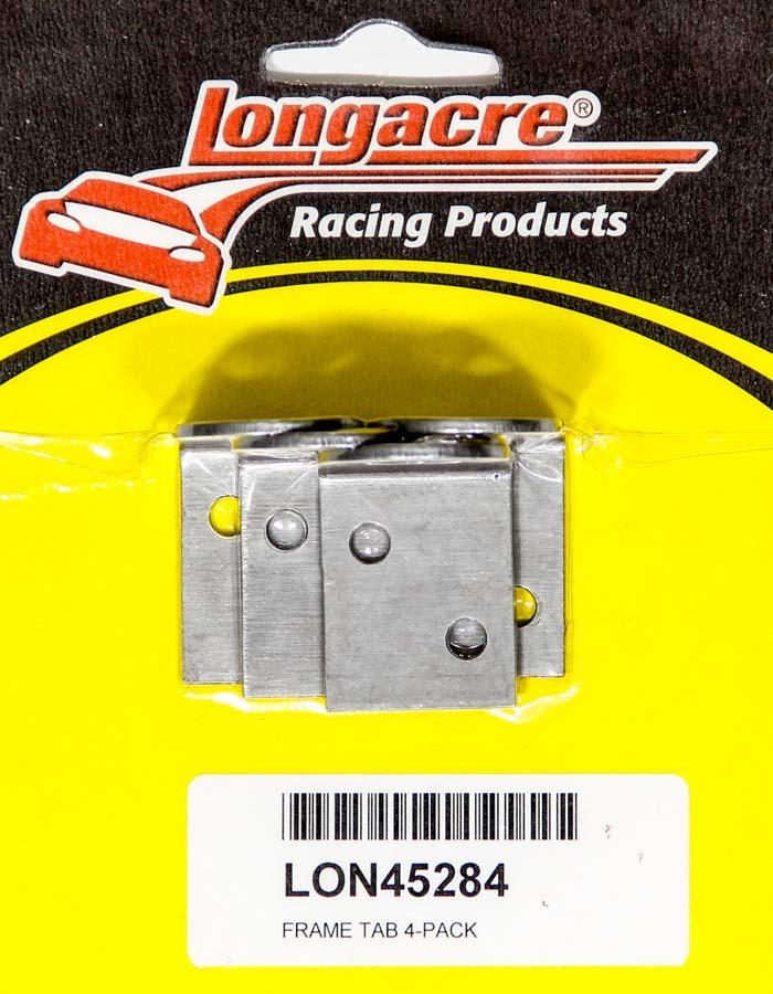 Brake Fitting Frame Tab 4-pack