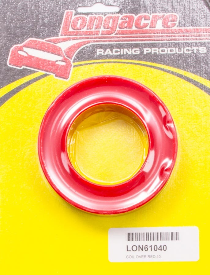 Coil Over Spring Rubber Red 40