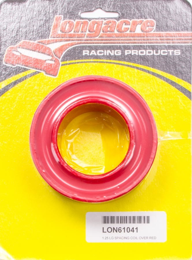 Spring Rubber Large Space Red 40lb