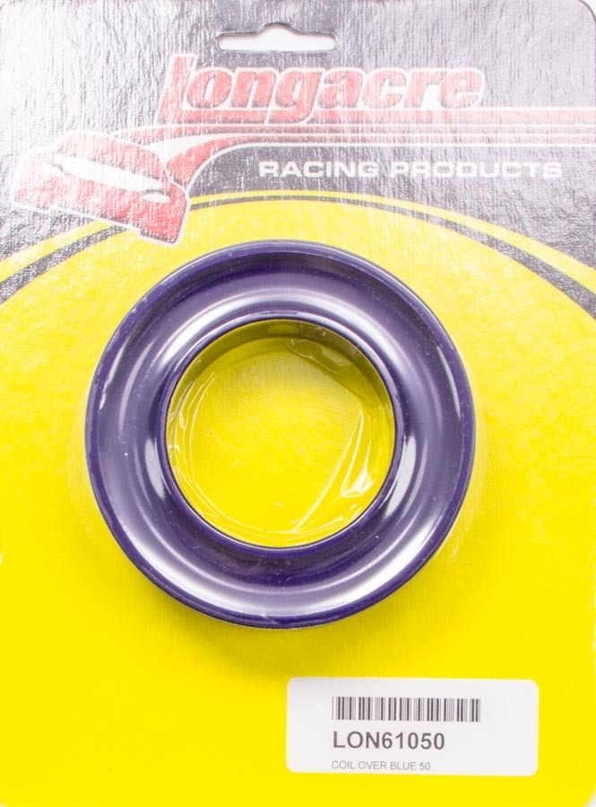 Coil Over Spring Rubber Blue 50