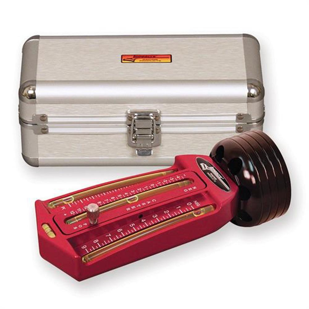 Billet Caster Camber Gauge w/Case