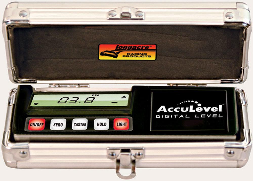 Acculevel Digital Level Pro Model w/Case