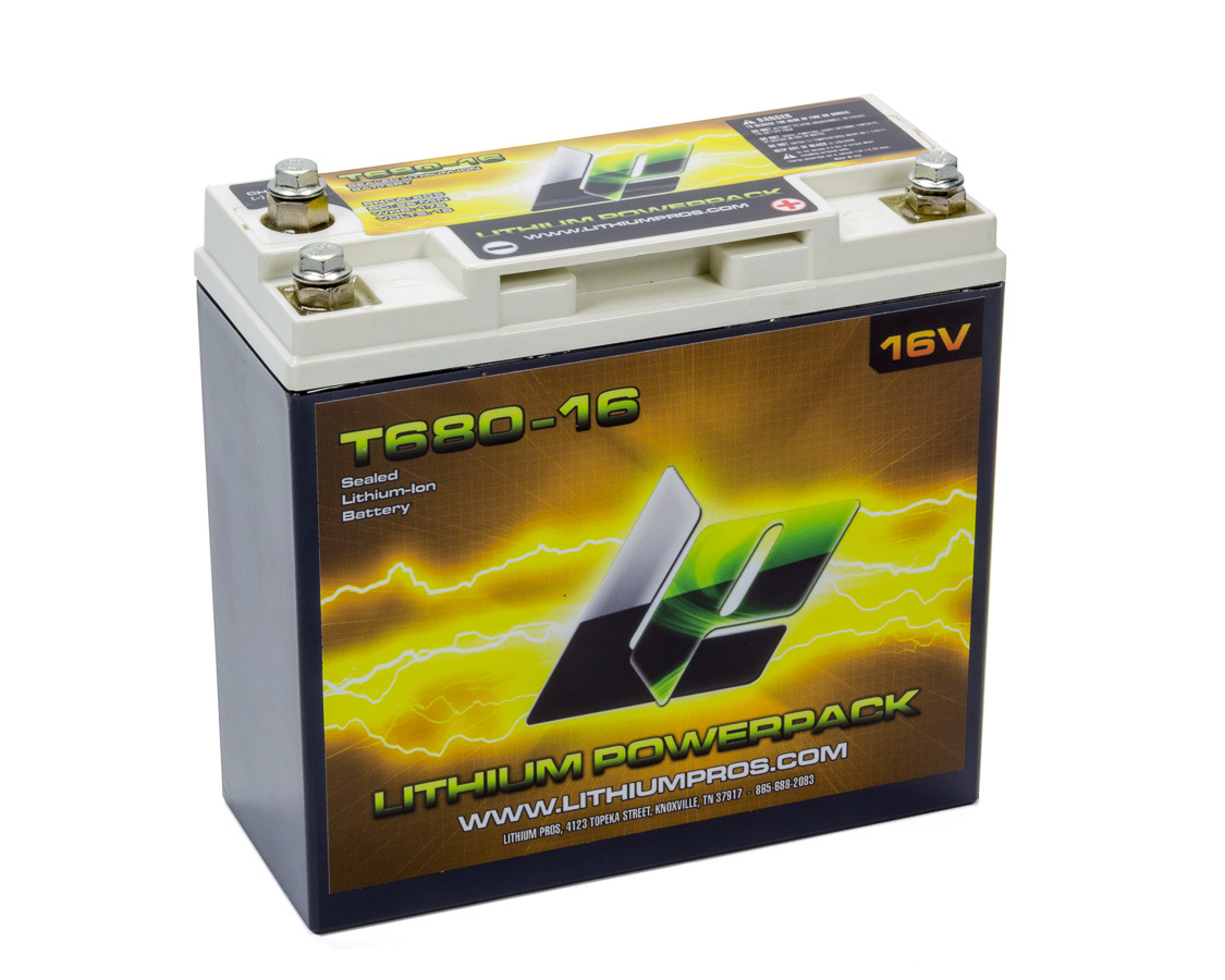 Lithium-Ion Power Pack 16V Three post