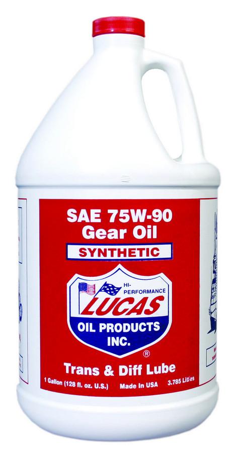 75w90 Synthetic Gear Oil 1 Gal