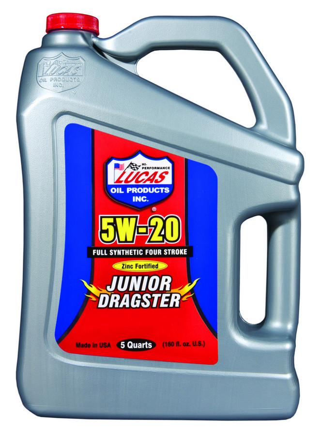 Jr. Dragster-Karting Oil 5 Qt Jug