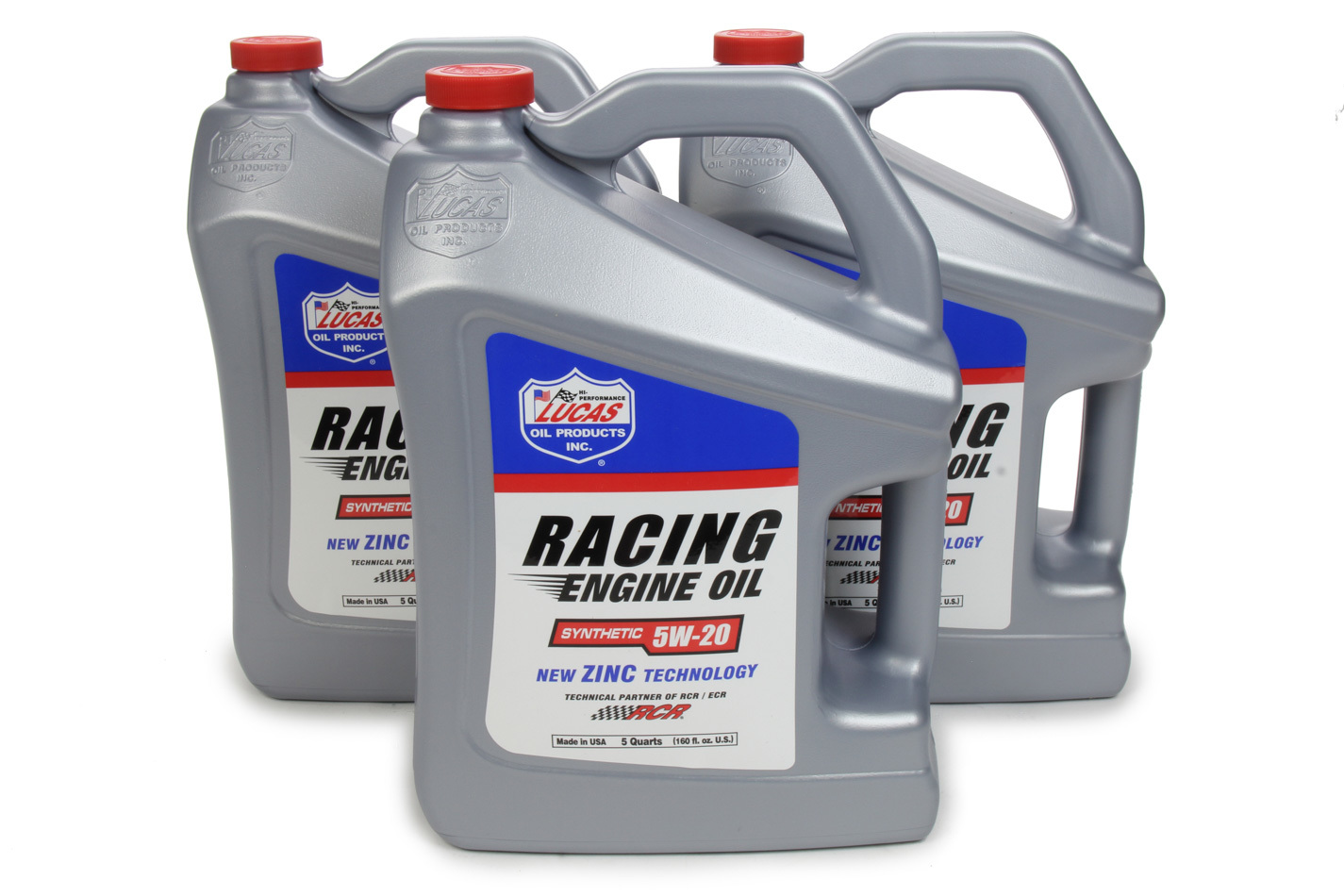 5w20 Synthetic Racing Oil Case 3 x 5 Quart