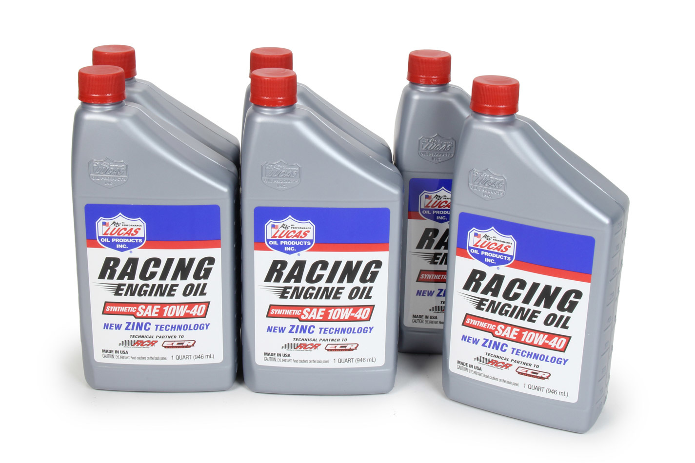 10w40 Synthetic Racing Oil Case 6 x 1 Quart