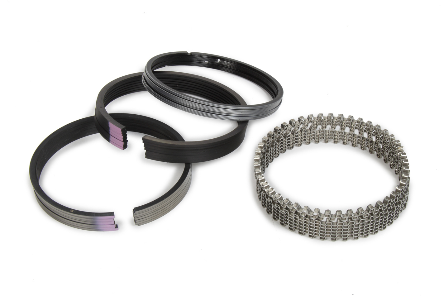 Piston Ring Set 4.040 Moly 5/64 5/64 3/16