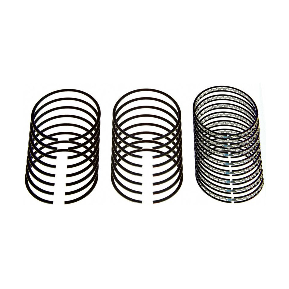 Michigan 77 315-0002.065 Piston Rings, 4.310 in Bore, File Fit, 1/16 x 1/16 x 3/16 in Thick, Low Tension, Plasma Moly, 8 Cylinder, Kit