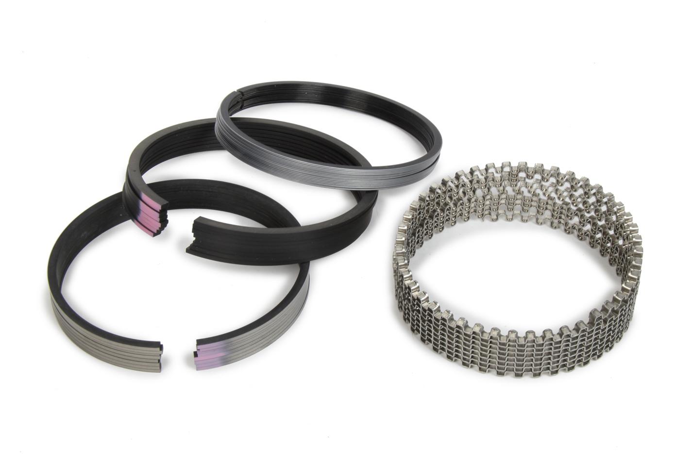 Piston Ring Set 4.030 Moly 5/64 5/64 3/16