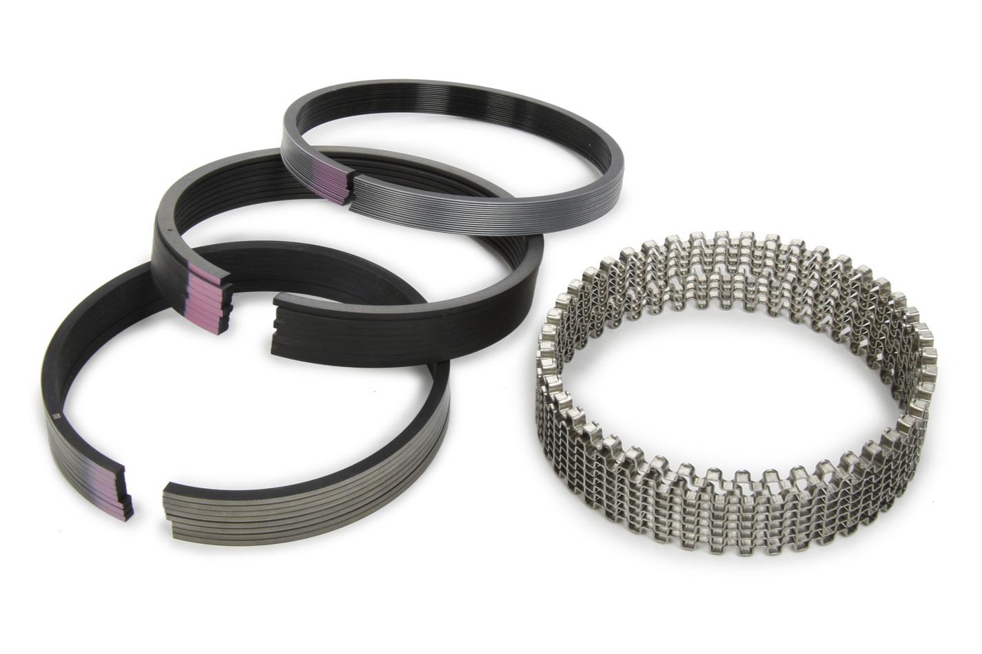 Piston Ring Set 4.060 Moly 5/64 5/64 3/16