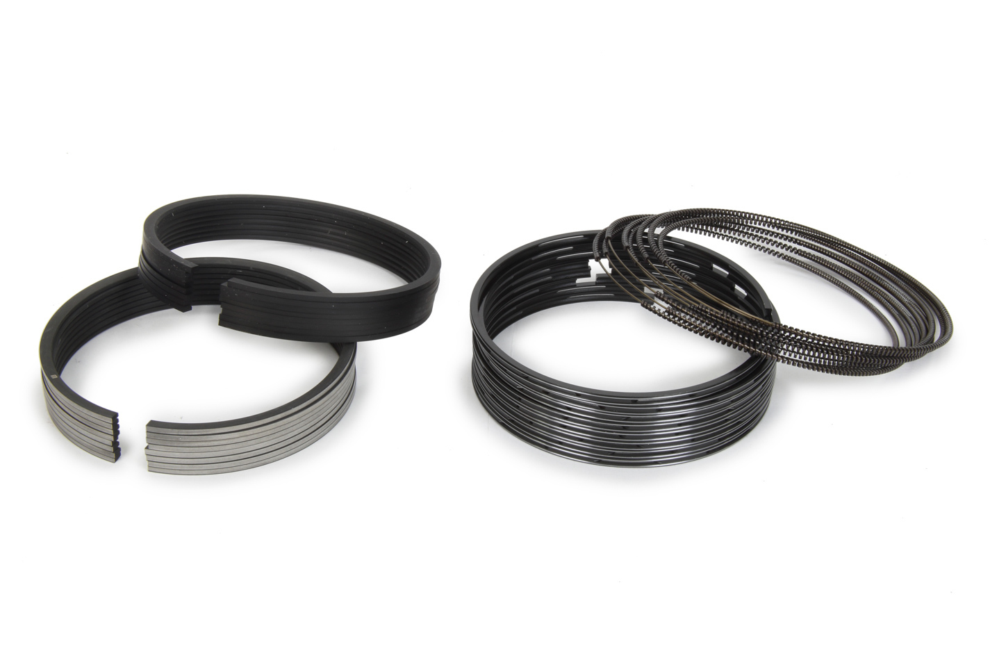 Piston Ring Set - Moly Ford  6.0L Diesel