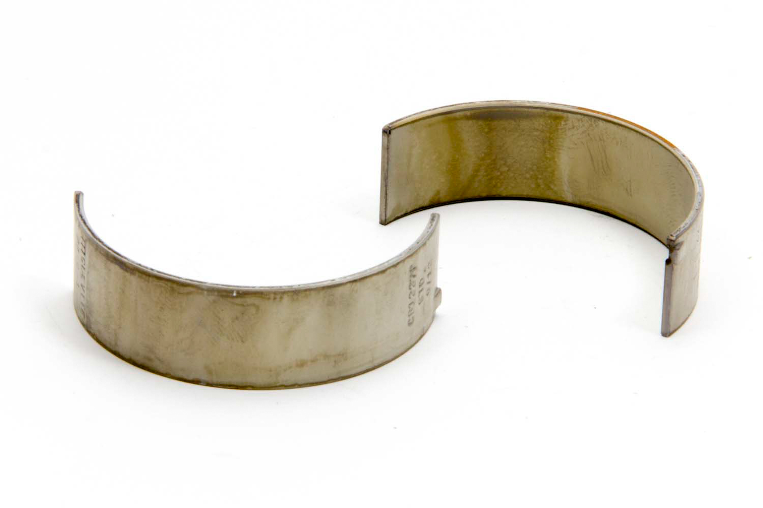 Michigan 77 CB1227P10 Connecting Rod Bearing, P-Series, 0.010 in Undersize, GM V6, Each
