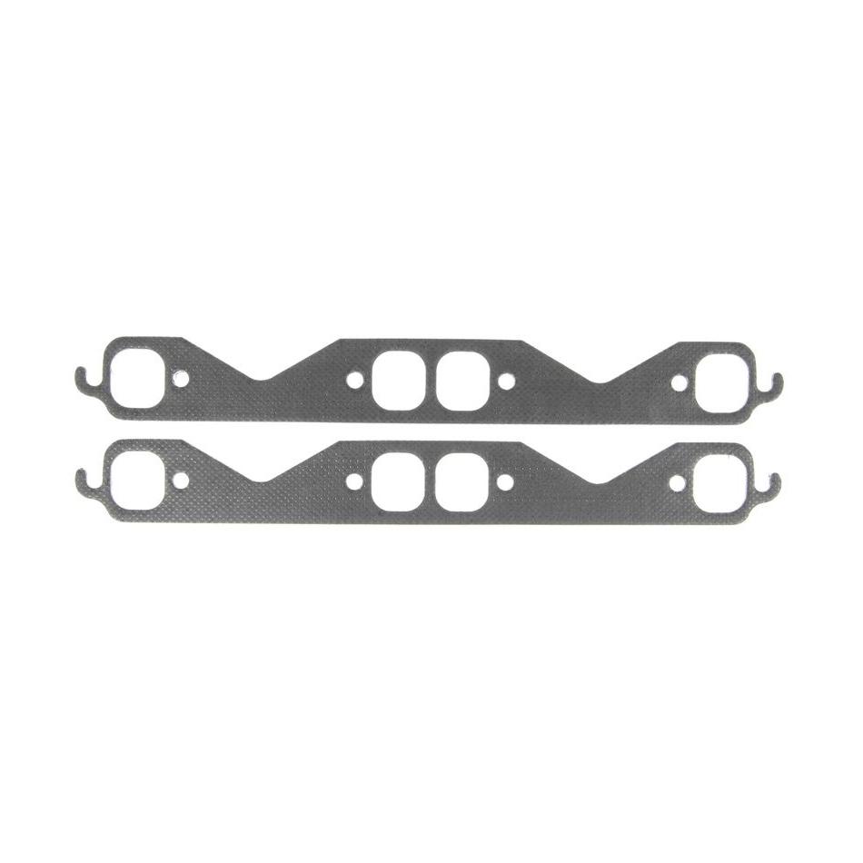 Header Gasket Set - SBC Stock-Port 1.355 x 1.485
