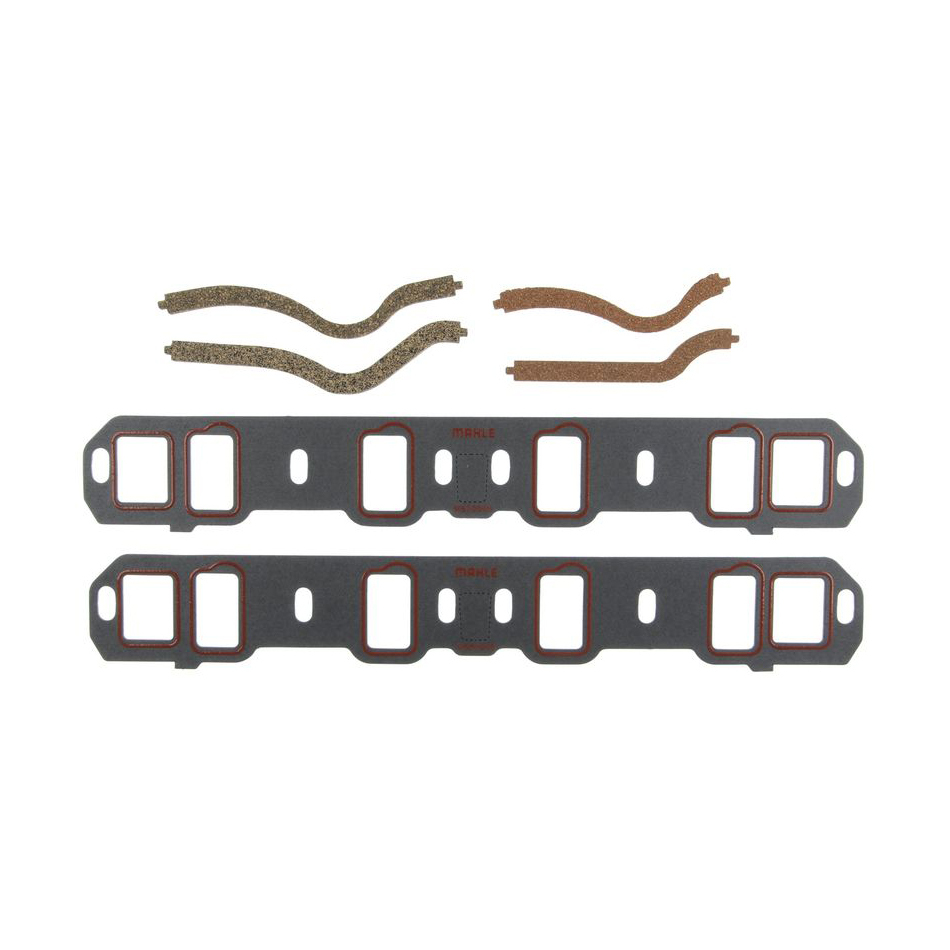 Intake Manifold Gasket GM LS-Series L92 1.250 x 2.500 in Rectangular Port 0.120 in Thick Composite Pair