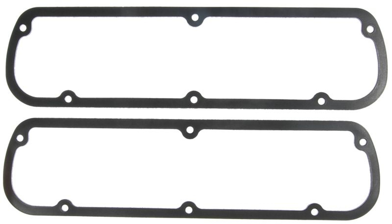 Michigan 77 VS50793 Valve Cover Gasket, 0.060 in Thick, Graphite, Small Block Ford, Pair