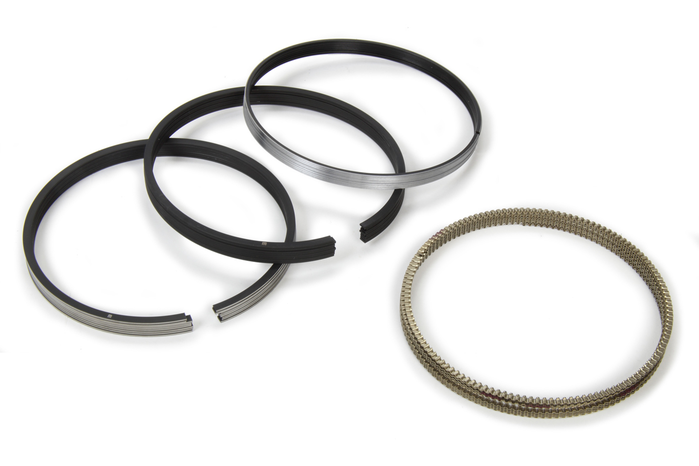 Piston Ring Set 4.165 Bore 1.0 1.0 2.0mm