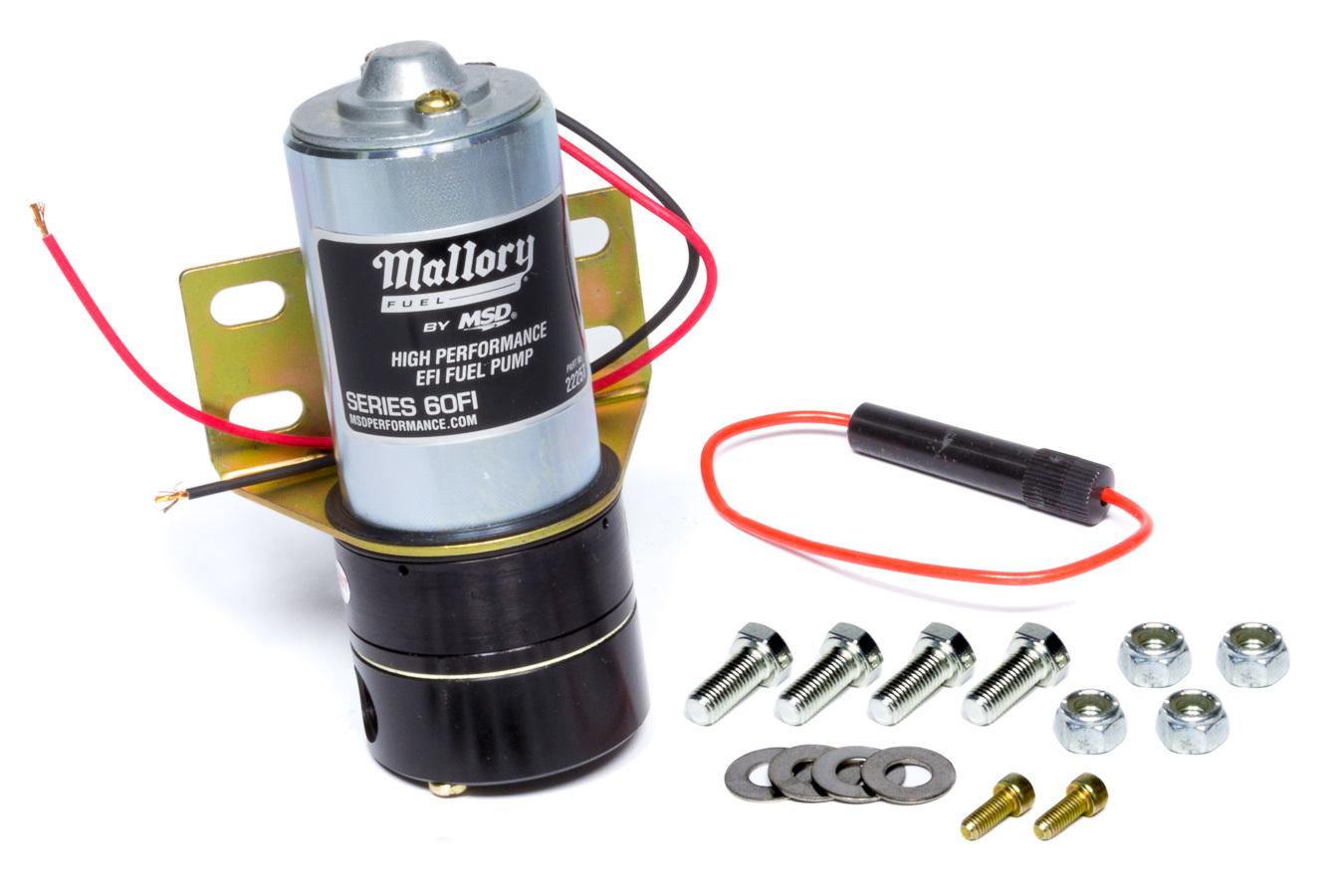 Fuel Inj Electric Pump