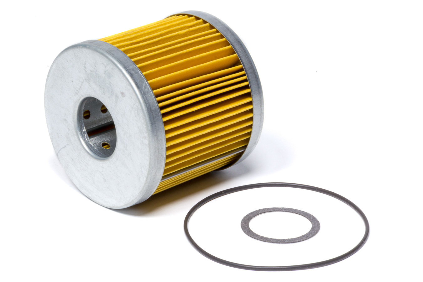Mallory 29239 Fuel Filter Element, 40 Micron Paper, Mallory O-Ring Fuel Filters, Each