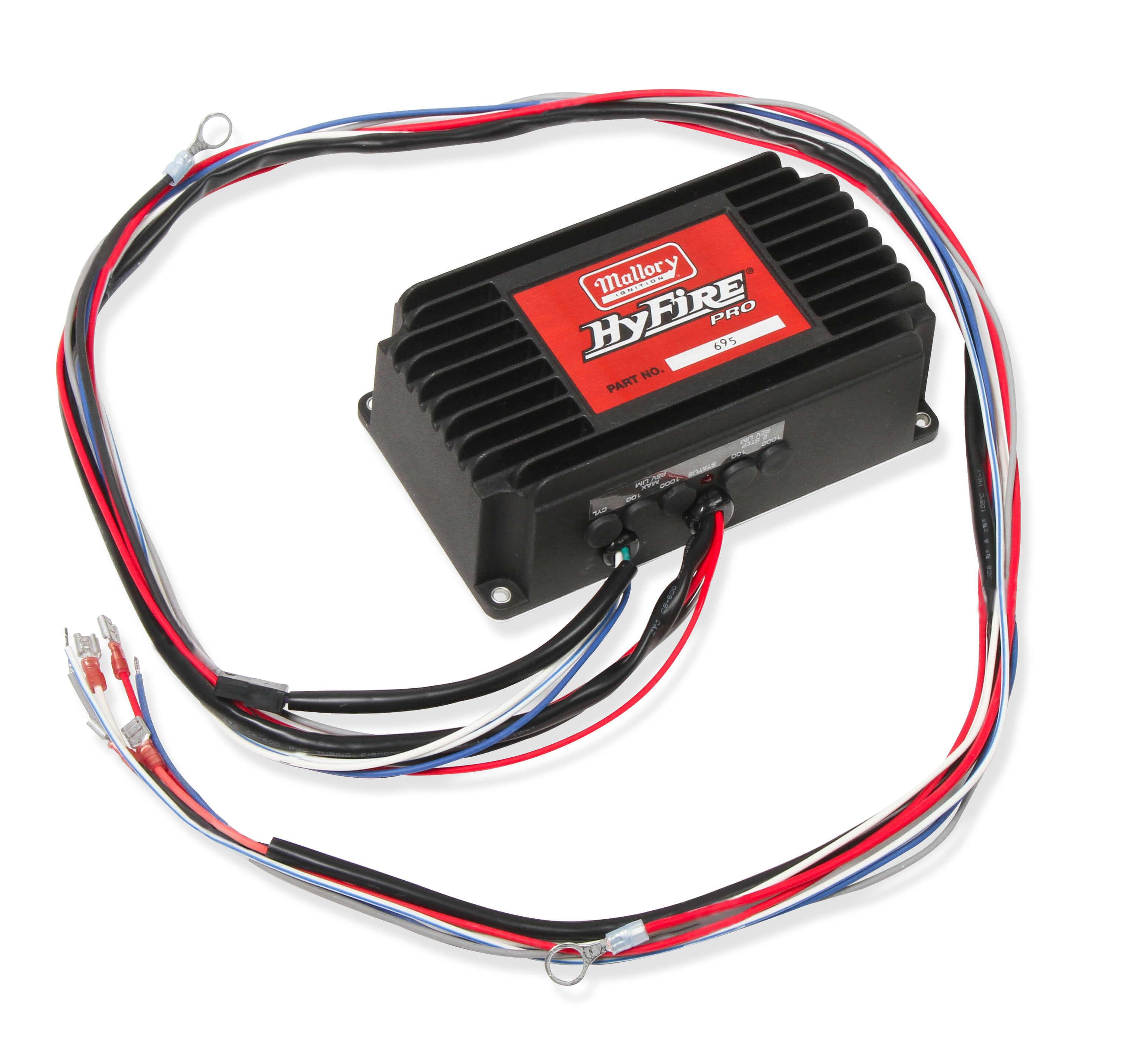 HyFire Pro Ignition Box