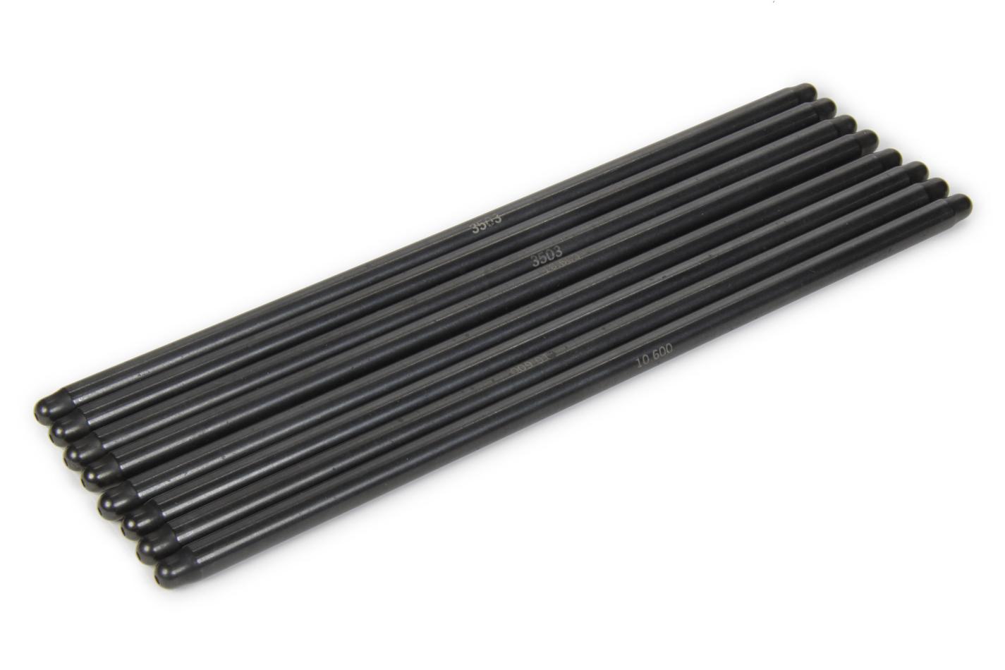 3/8in Moly Pushrods - 10.600in Long