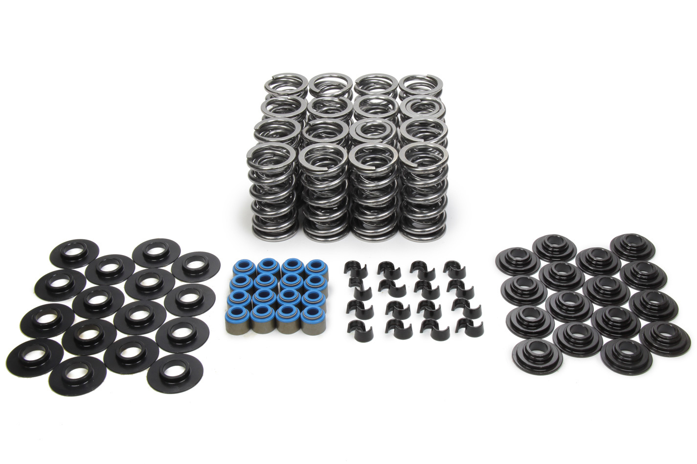 Chevy LS Spring Kit 1.295 w/Steel Retainers