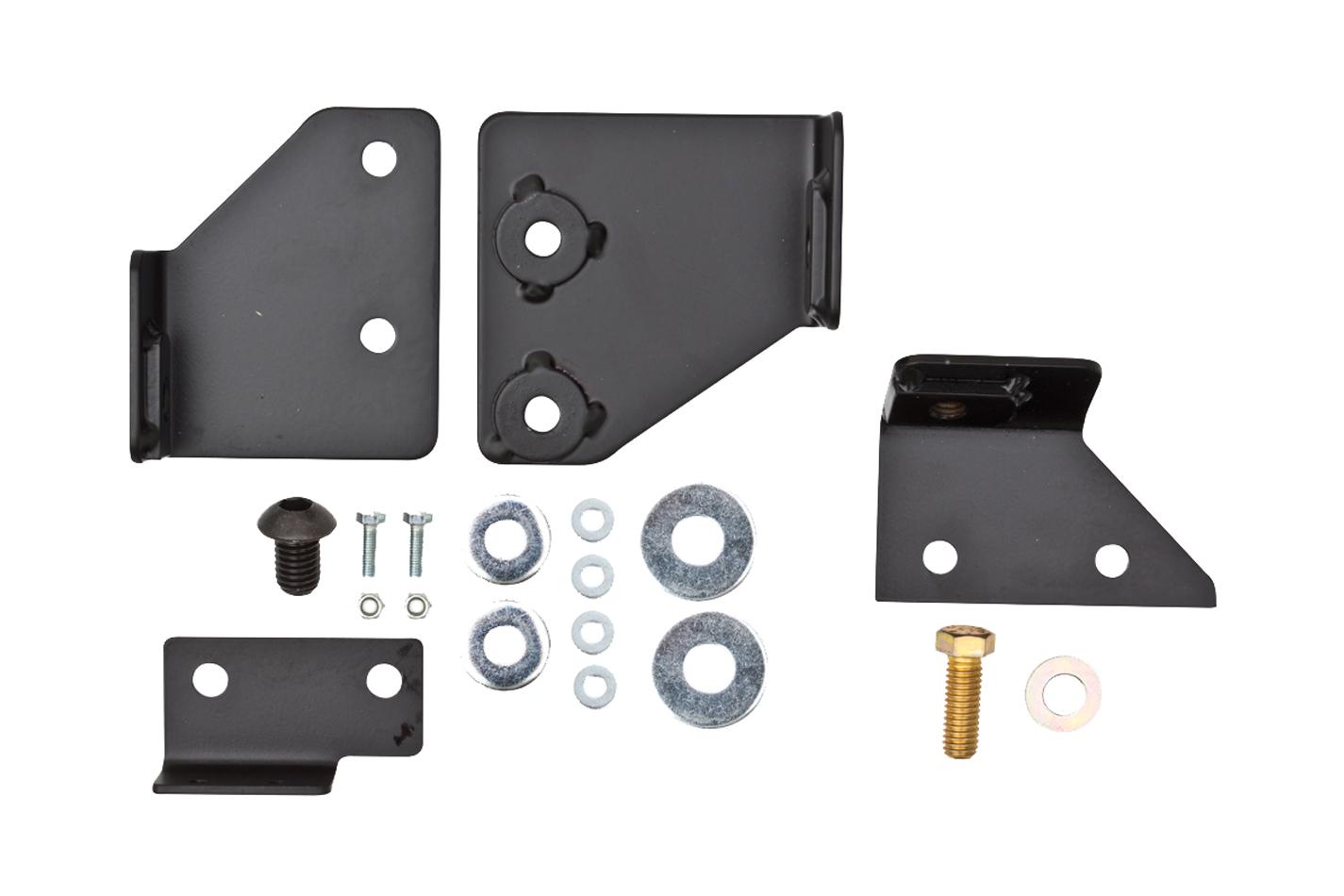 Seat Adapter Kit 07-13 Jeep JK Passenger Side