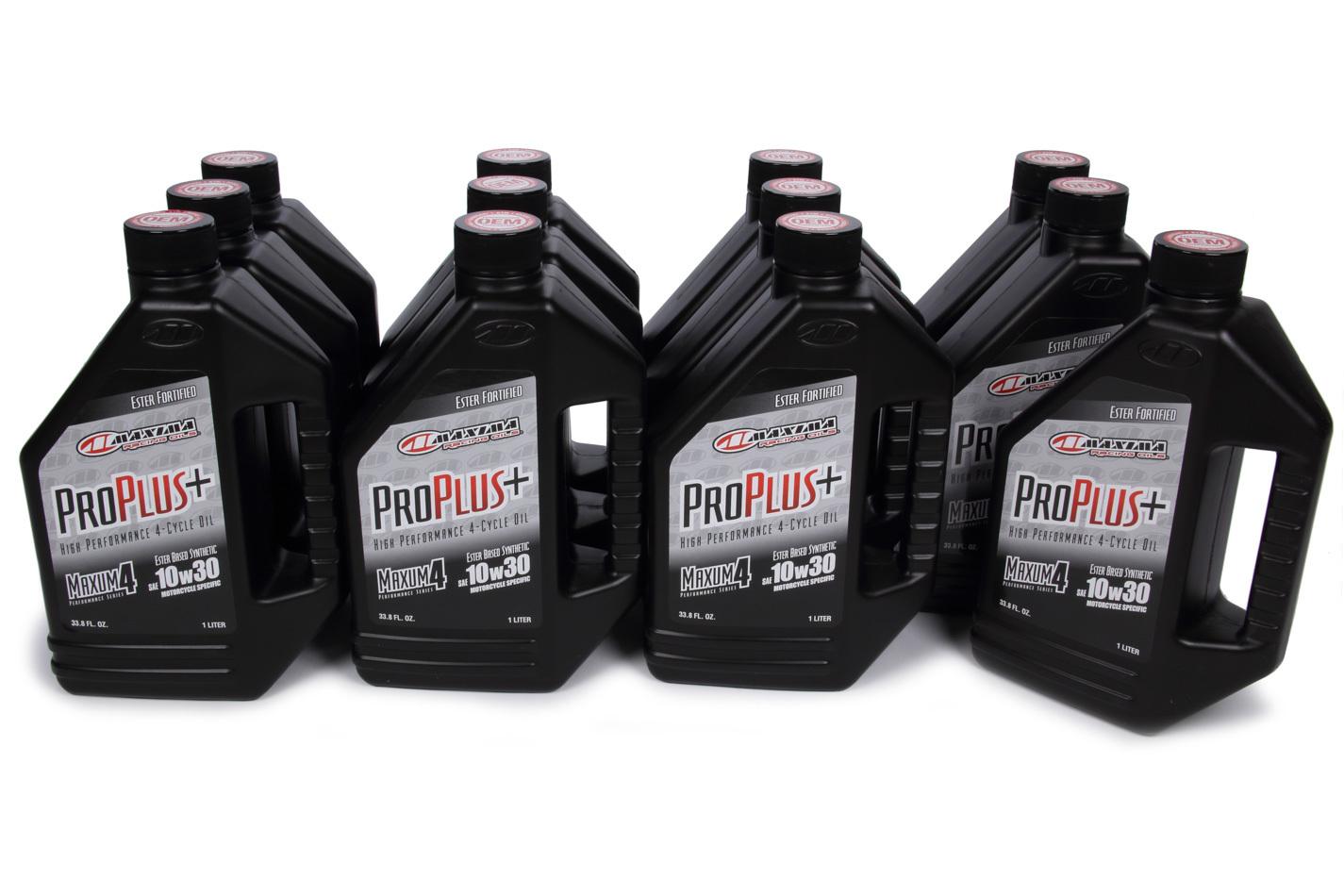 Pro Plus+ 10w30 Syntheti c Case 12 x 1 Liter