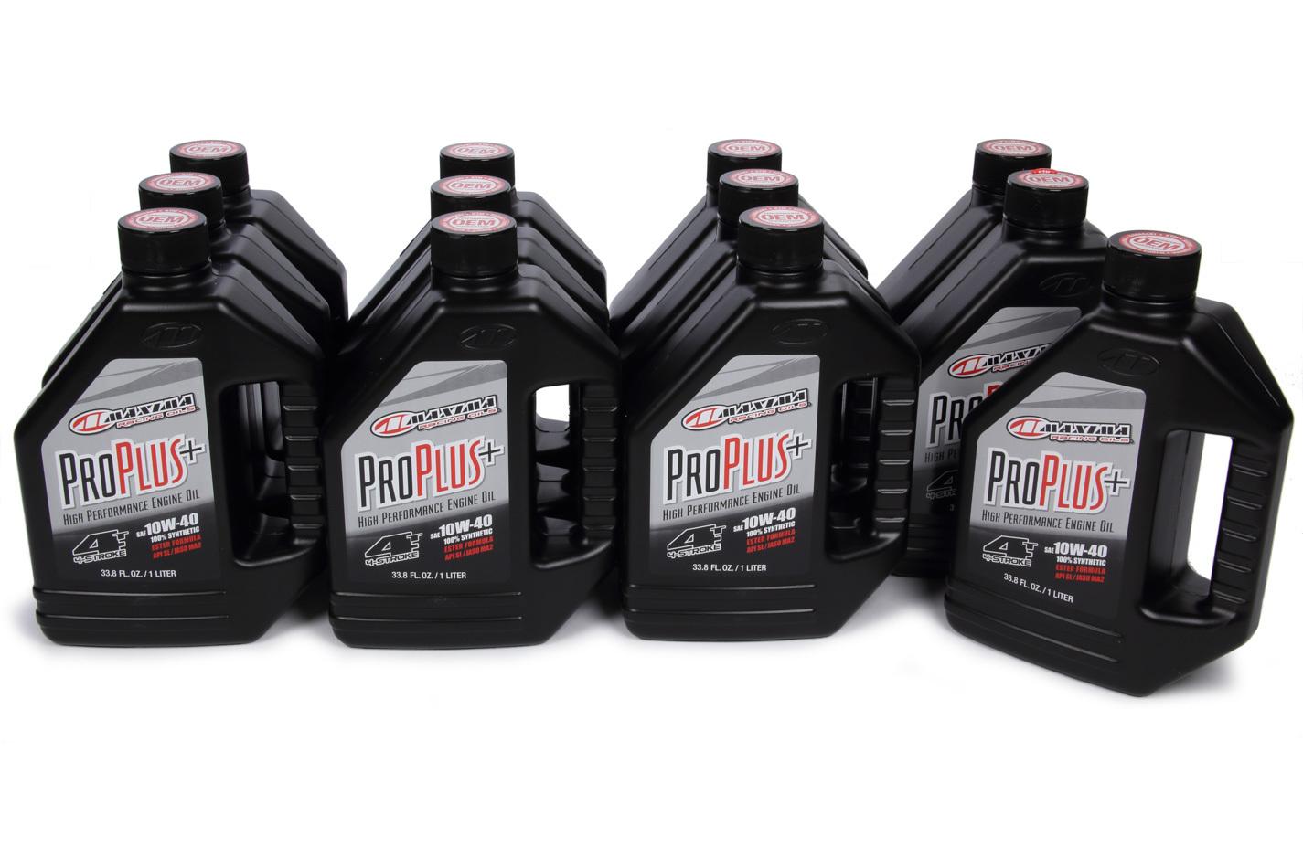 Pro Plus+ 10w40 Syntheti c Case 12 x 1 Liter