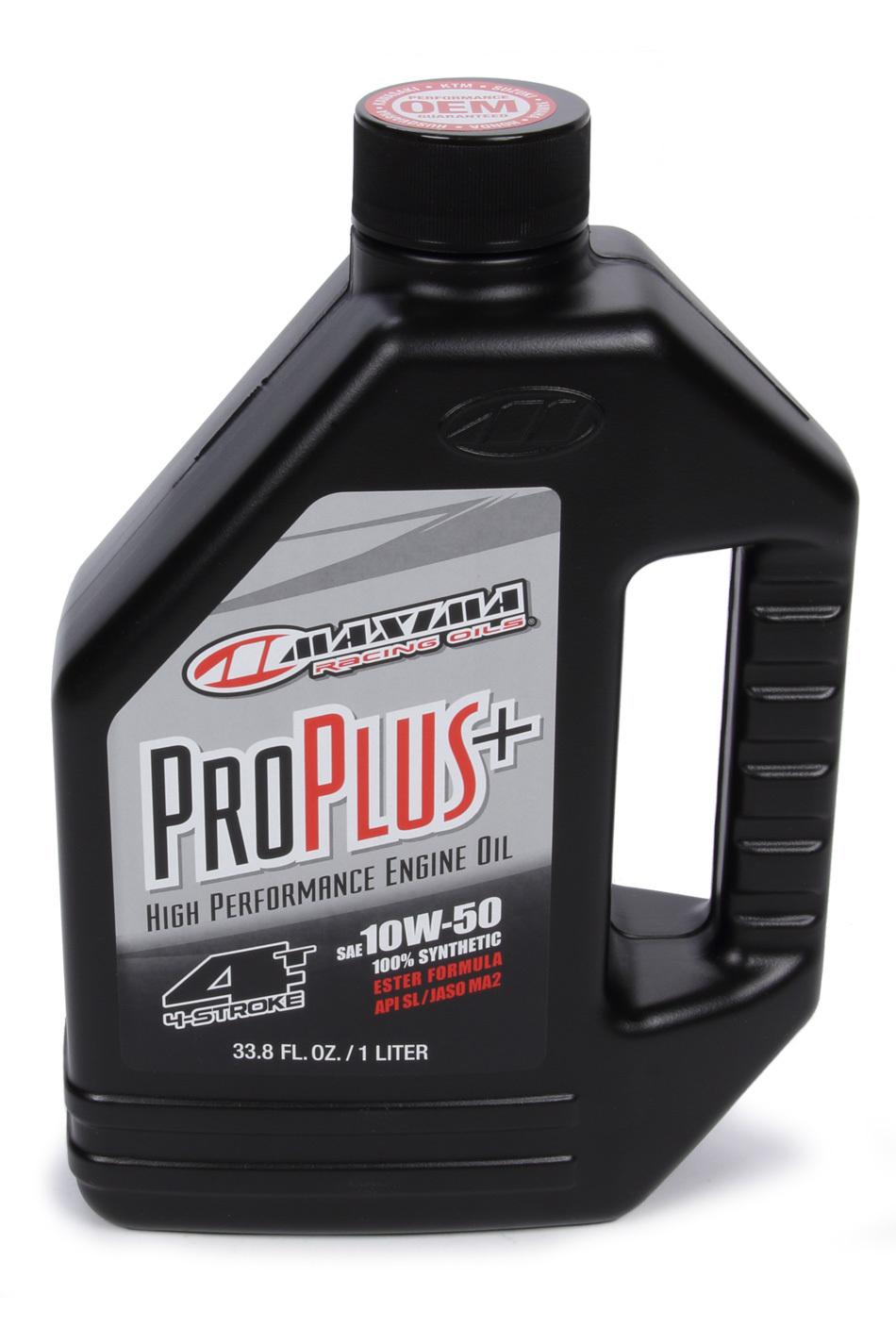 Pro Plus+ 10w50 Syntheti c 1 Liter