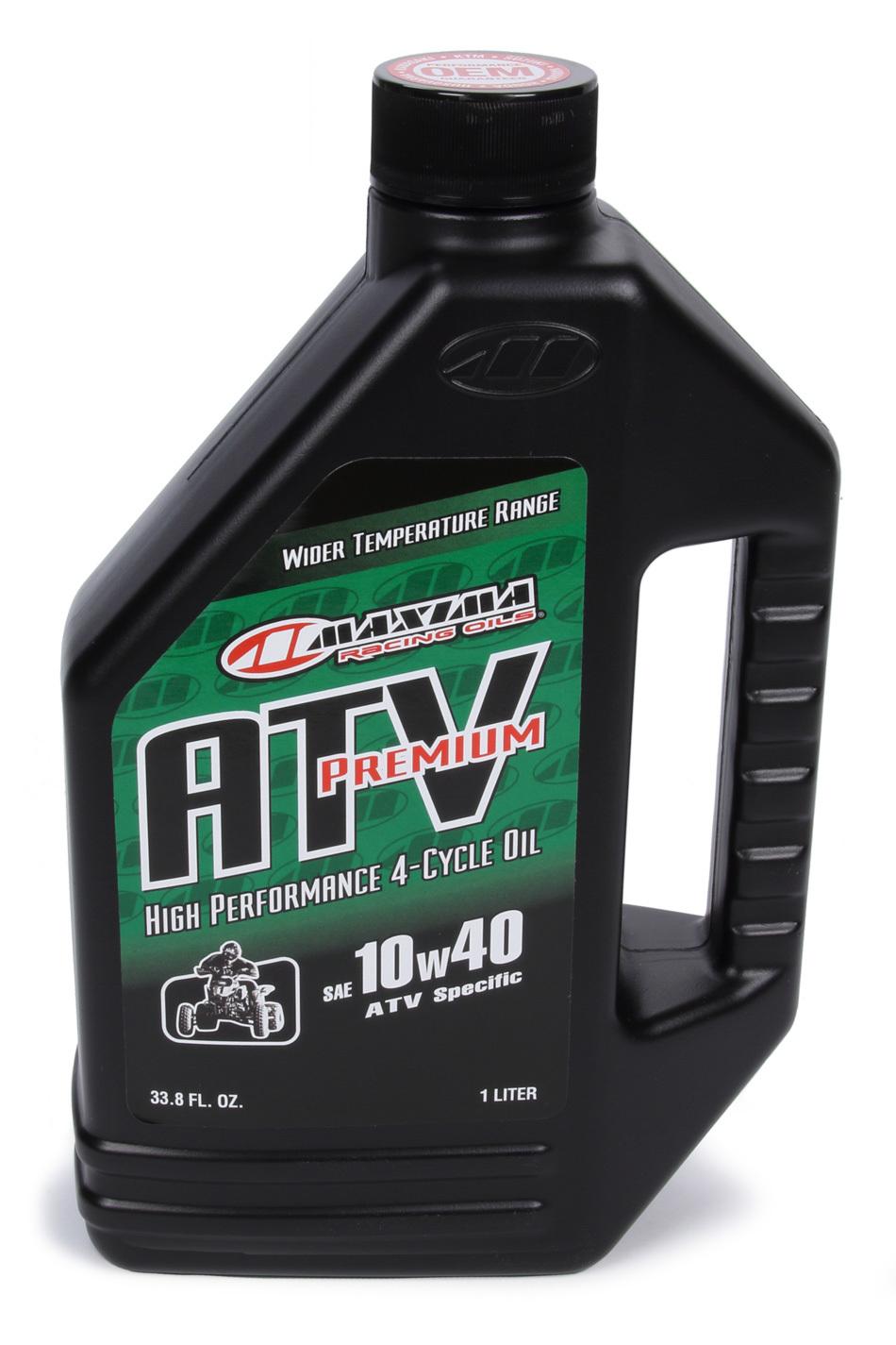 ATV Premium 4T 10w40 1 Liter