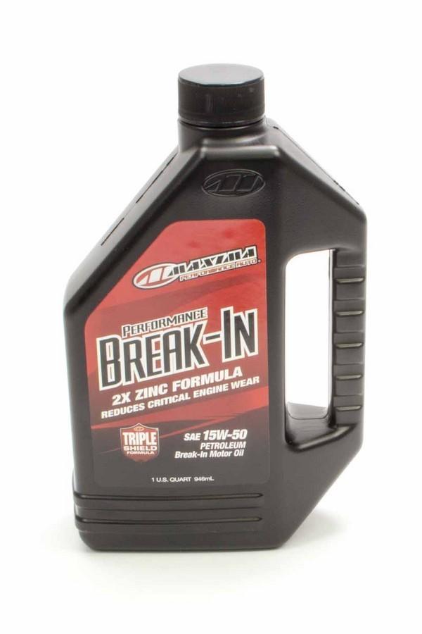 15w50 Break-In Oil 1 Quart