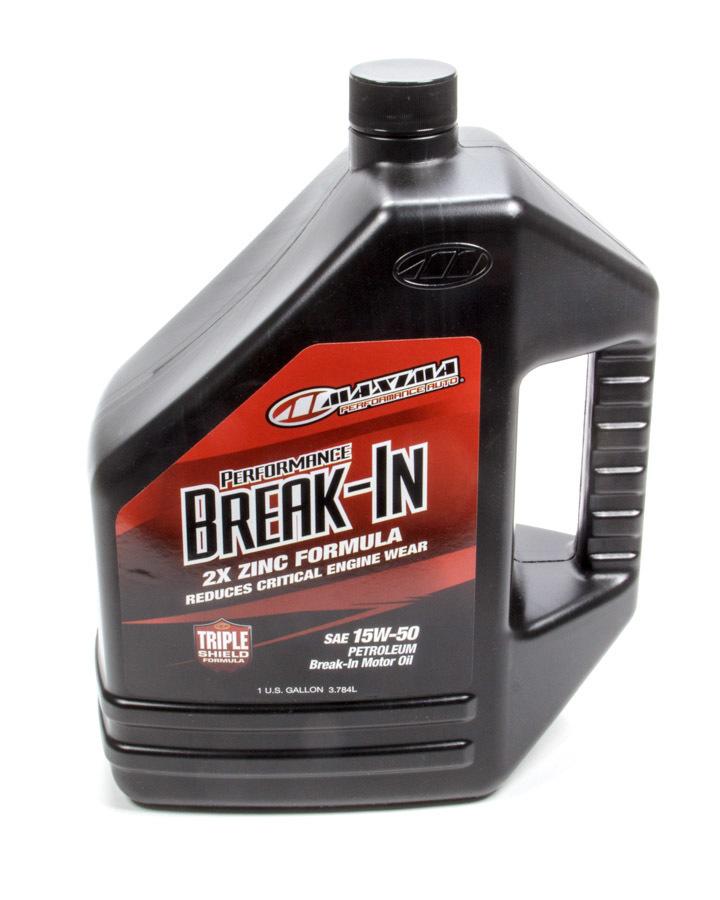 15w50 Break-In Oil 1 Gallon