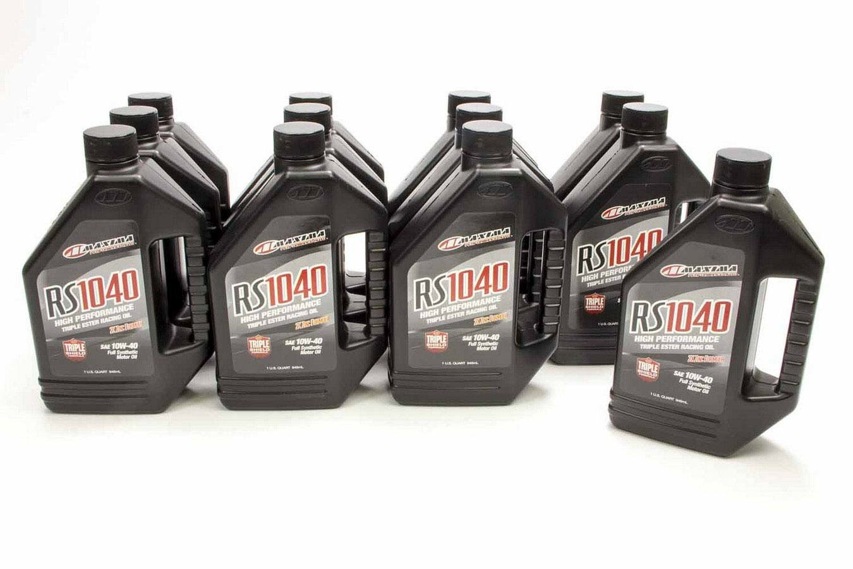 10w40 Synthetic Oil Case 12x1 Quart RS1040