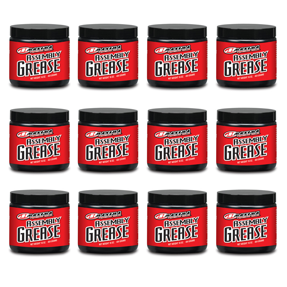 Assembly Grease Case 12 x 16oz.