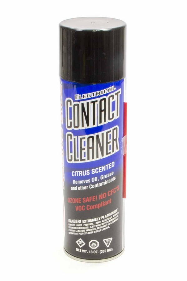 Maxima Racing Oils 72920S Electrical Contact Cleaner, 13.00 oz Aerosol, Each