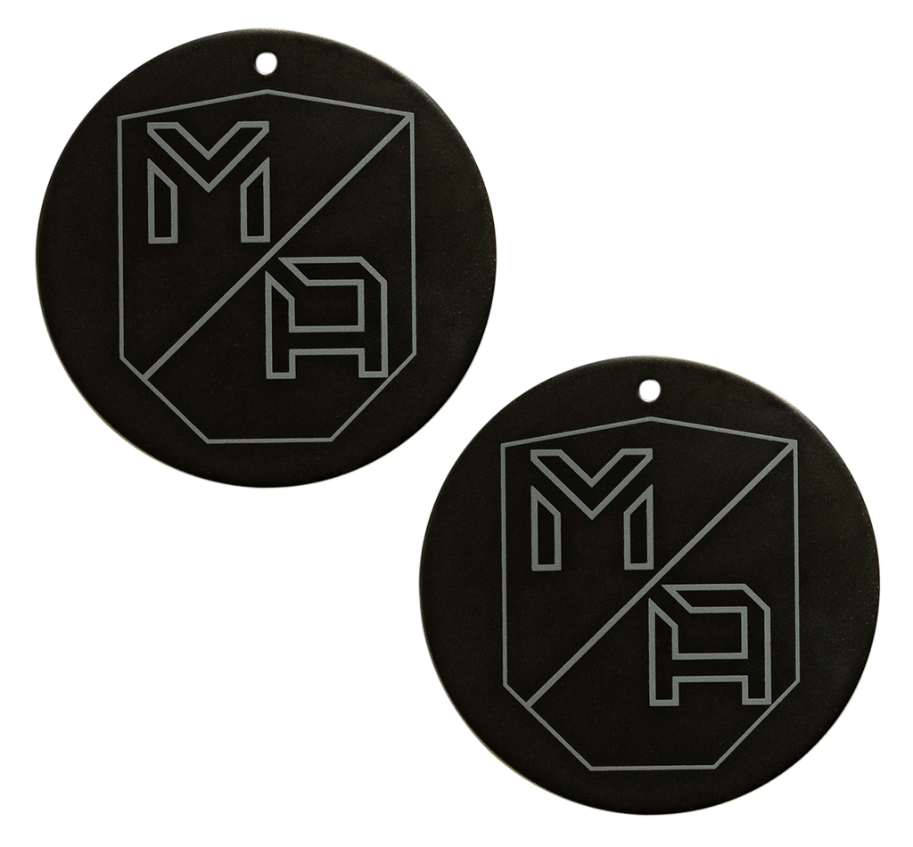 TabNetic Mounting Disc 2 Pack