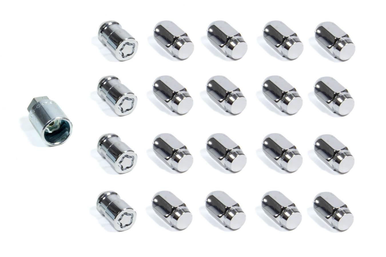 Lug Nut Install Kit 1/2in 5 Lug Kit