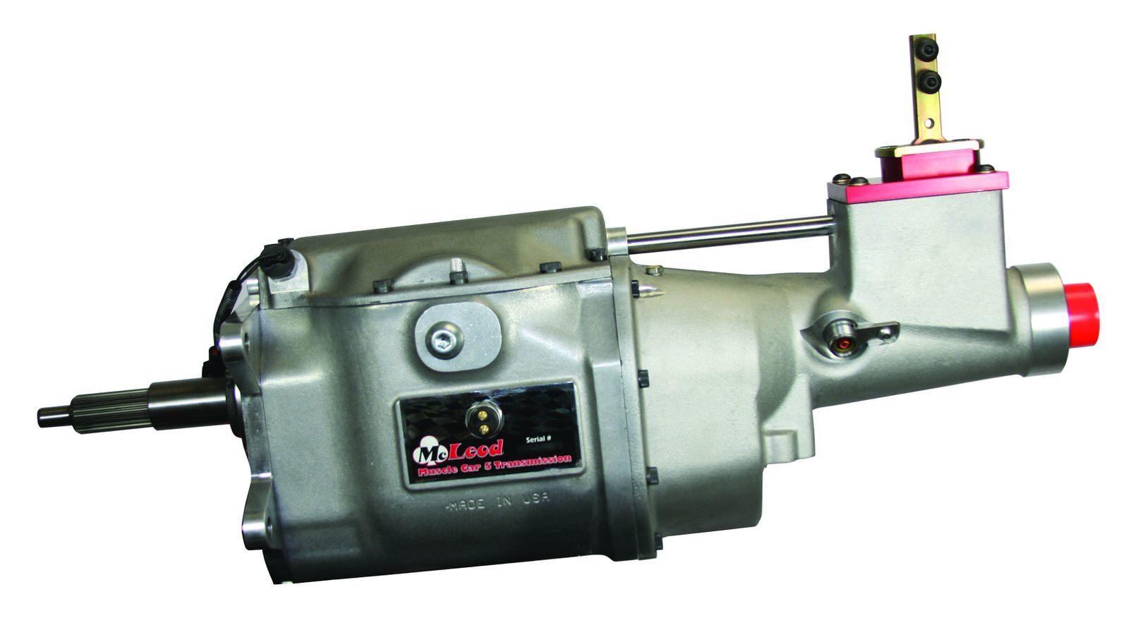 GM 5-Speed Transmisiion