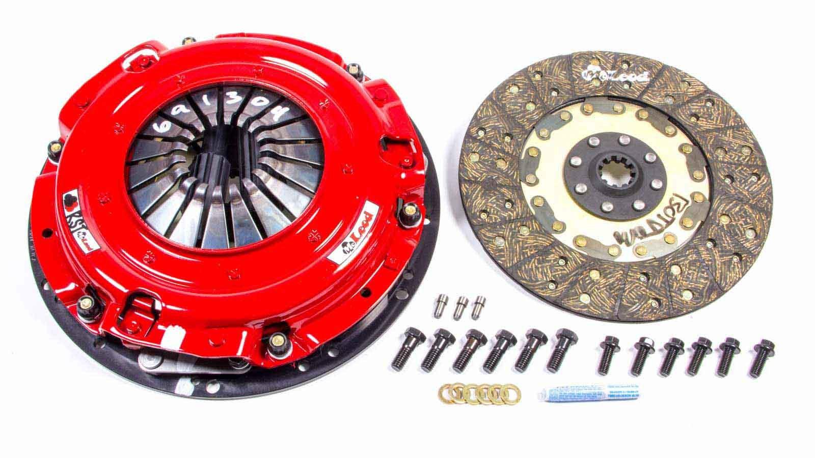 Clutch Kit - RXT Street Twin GM 1-1/8x10-Spline