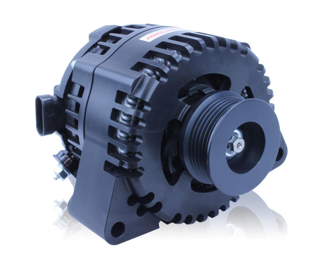 S Series Billet 240 amp Racing Alternator C5/C6