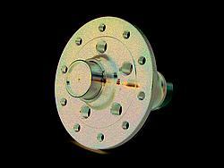 Moser Engineering 5S8833 Spool, Fullsize, 33 Spline, Chromoly, Ford 8.8 in, Each