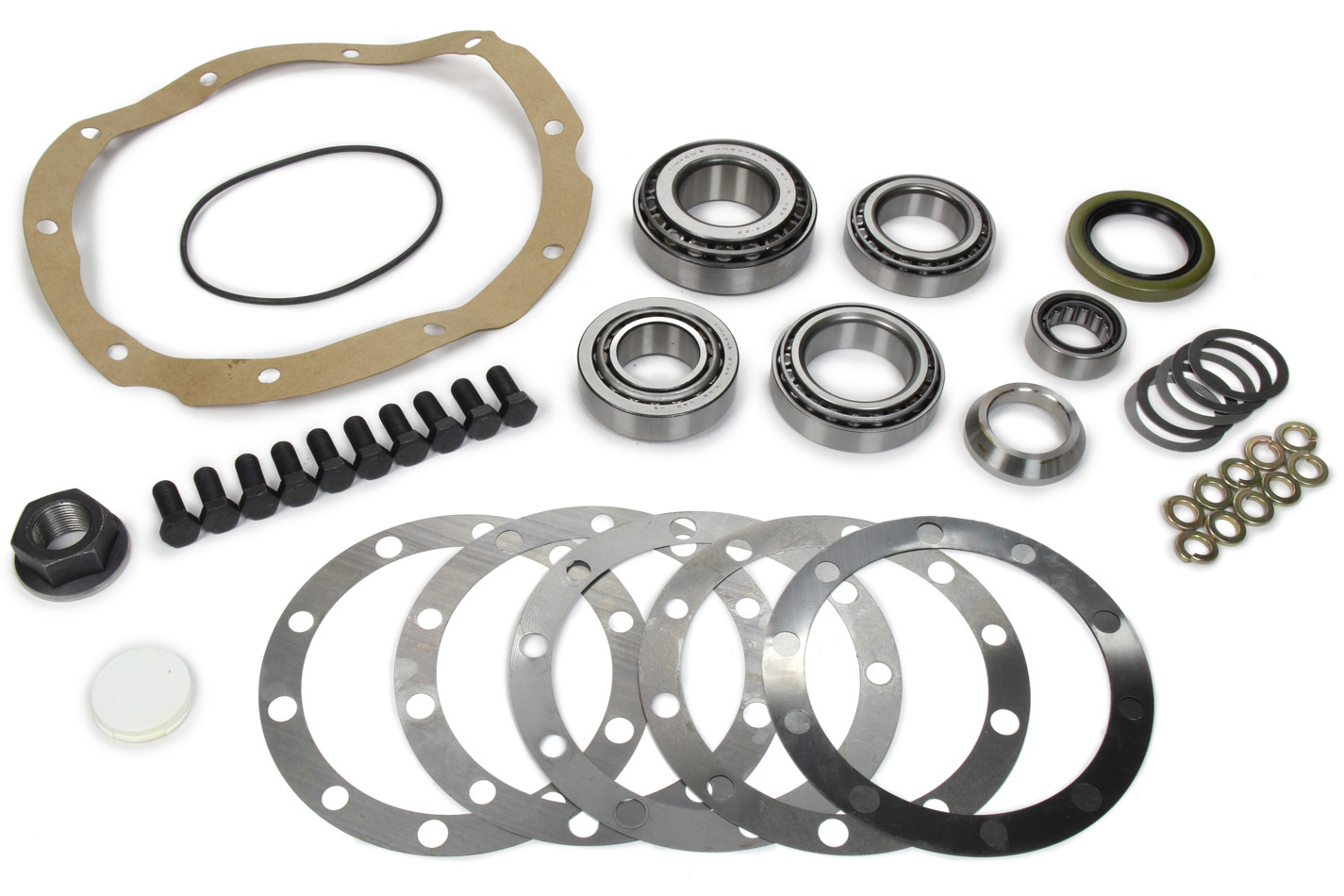 Ford 9in Rear Diff Setup Kit 3.062 Case 10-Hole